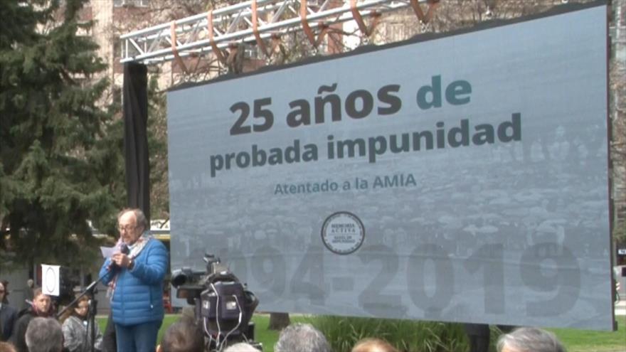 """Argentina designa a Hezbolá como """"organización terrorista"""""""