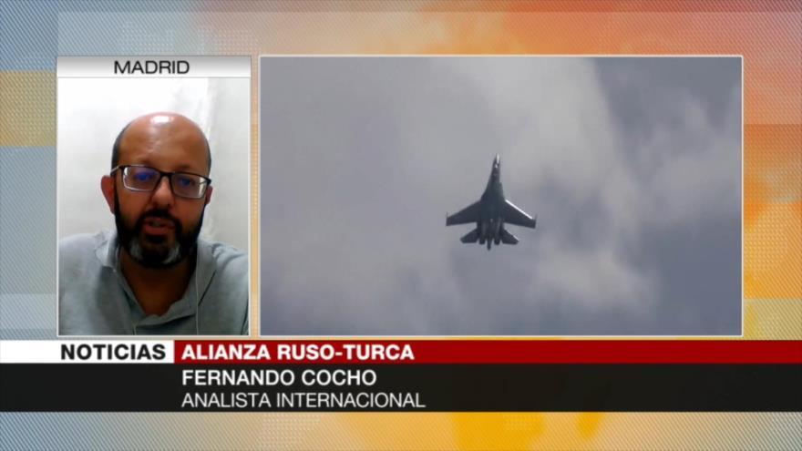 Cocho: Turquía mostrará su independencia de EEUU, comprando Su-35