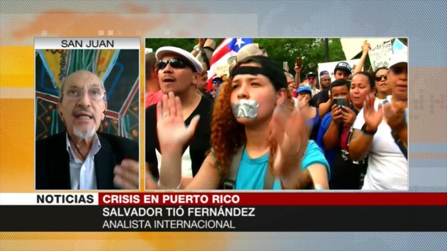 Tió Fernández: Puerto Rico sufre situación de coloniaje por EEUU