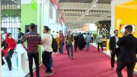 """Elecomp 2019 inicia en Irán con el lema """"mejor futuro"""""""