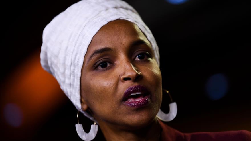 "Congresista musulmana de EEUU tacha de ""fascista"" a Trump"
