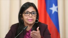"""""""Vicepresidente de EEUU entró en hora loca contra Venezuela"""""""