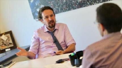 Iglesias: PSOE por fin concluirá en formar un Gobierno de coalición
