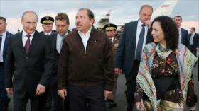Putin: Nicaragua siempre puede contar con nuestro apoyo