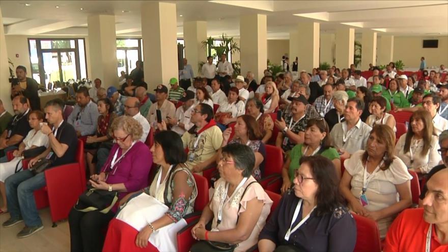 Delegaciones internacionales en Nicaragua respaldan al FSLN | HISPANTV