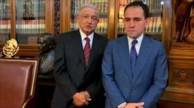 Ratifican a nuevo secretario de Hacienda de México