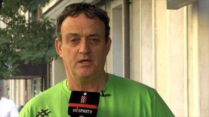 Actor español, en huelga de hambre hasta que le atienda Sánchez