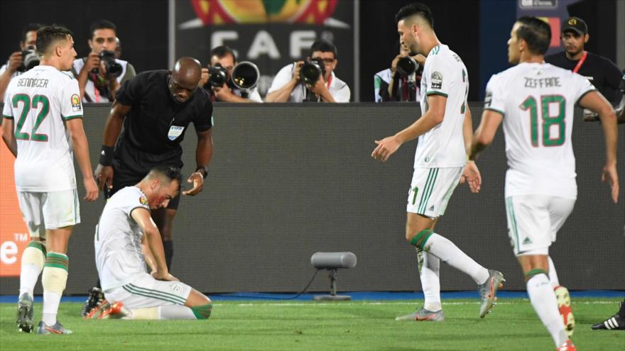 Argelia conquista la Copa de África tras vencer a Senegal por 1-0 | HISPANTV