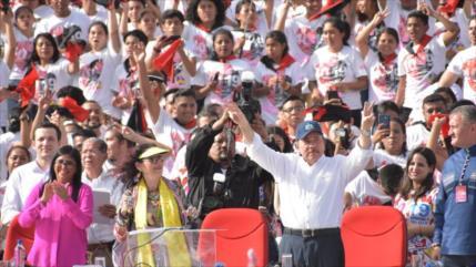 Rosario Murillo: Nicaragua ni se vende ni se rinde