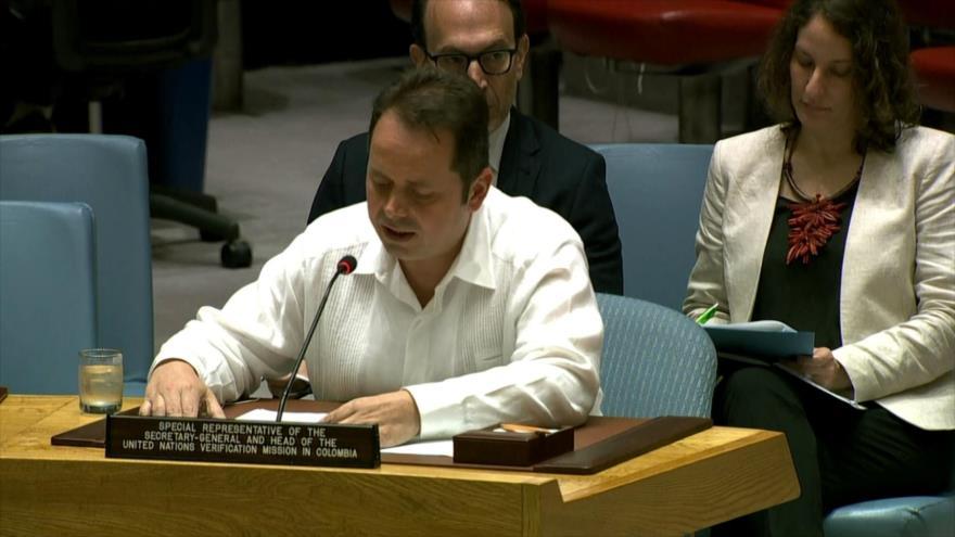 ONU, preocupada por asesinatos de exguerrilleros de FARC | HISPANTV
