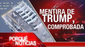 El Porqué de las Noticias: EEUU no derribó dron iraní. Paz en Colombia. Investidura en España