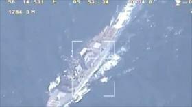 EEUU no derribó dron iraní. Irán detiene petrolero británico