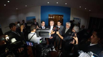Zarif desde Caracas: Donde entra EEUU crea desestabilidad