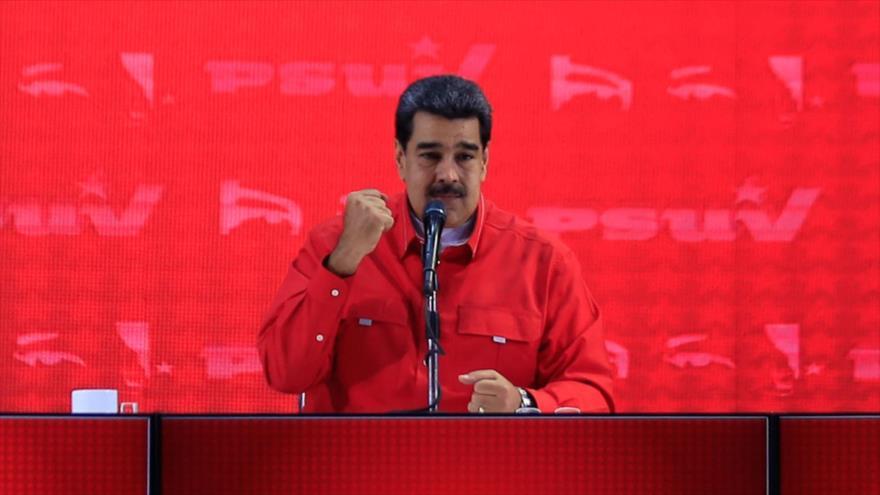 Maduro: Venezuela no permitirá chantaje de EEUU y UE en diálogos