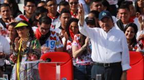 Ortega: Estamos listos para las elecciones de 2021 en Nicaragua