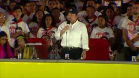 Nicaragua celebra 40 años del triunfo de la Revolución Sandinista