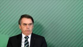 """Bolsonaro tacha de """"gran mentira"""" la existencia de hambre en Brasil"""