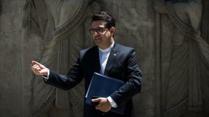 Irán tilda de 'táctica de más presiones' oferta de diálogo de EEUU