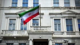 Londres convoca a encargado de negocios iraní por buque capturado