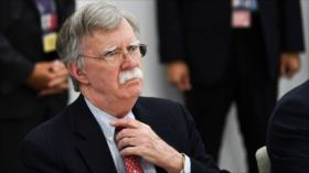 Bolton asegura que no descansará hasta que Maduro sea derrocado