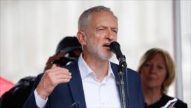 "Corbyn acusa a Trump de ""alimentar la confrontación"" con Irán"