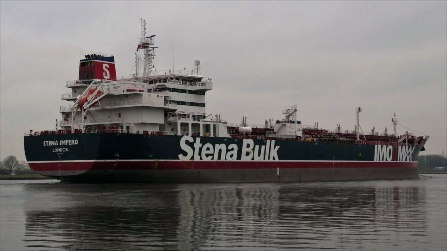 Petrolero británico. Irán critica a EEUU. Coalición PSOE-Podemos
