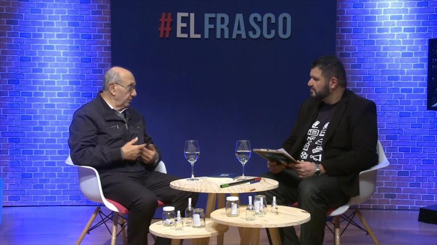 """El Frasco, medios sin cura: """"Infamia mediática"""""""