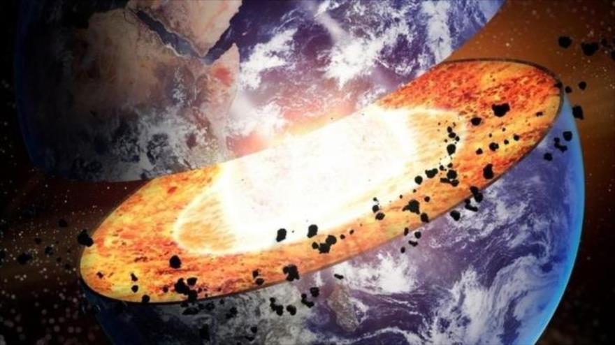 Un nuevo estudio revela que el núcleo de la Tierra se está derramando.