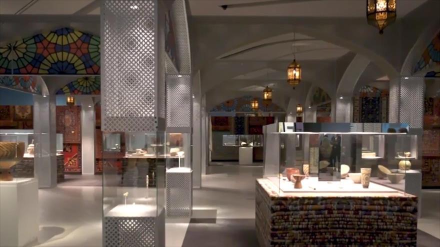 El Toque: 1- Exposición Irán-Holanda 2- Lluvia de peces 3- Esculturas de heno y paja 4- Vida extraterrestre en Nevada