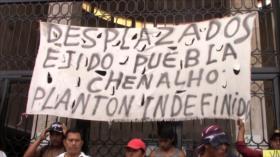 Cámara al Hombro: Indígenas de Chiapas han vivido desplazados por tres años