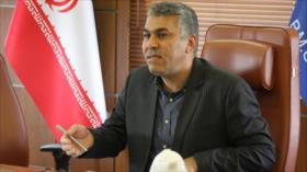 Irán: Los tripulantes del petrolero británico están sanos y salvos