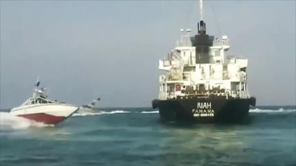 Irán libera a 9 tripulantes indios de petrolero incautado MT Riah