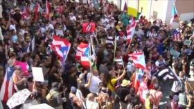 Cumbre de MNOAL. Protestas en Puerto Rico. Reunión Moreno-Pompeo