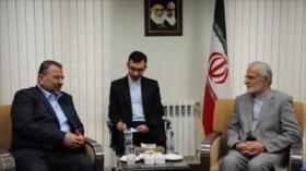 HAMAS enaltece la postura de Irán hacia causa palestina
