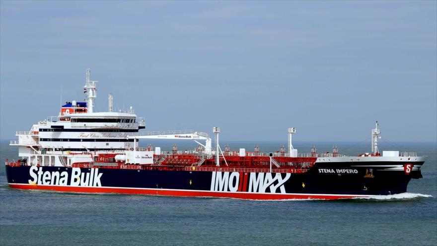 ¿Por qué Irán detuvo petrolero británico en el estrecho de Ormuz? | HISPANTV