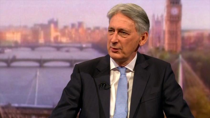 Ministro de Finanzas británico dimitirá si Johnson es premier