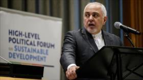 Irán: Bolton quiere arrastrar al Reino Unido a un atolladero