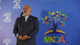 Irán en la cumbre de MNOAL: Sanciones de EEUU son terrorismo puro