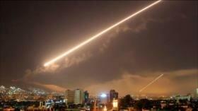 Defensa antiaérea siria repele un ataque terrorista en Hama