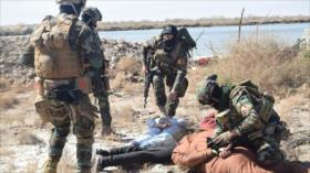 Irak captura a un emir 'extremadamente peligroso' de Daesh