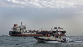 Londres ve las manos rusas en la retención de su buque por Irán