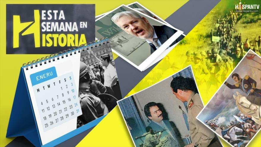 Esta Semana en la Historia: Julio 22-29