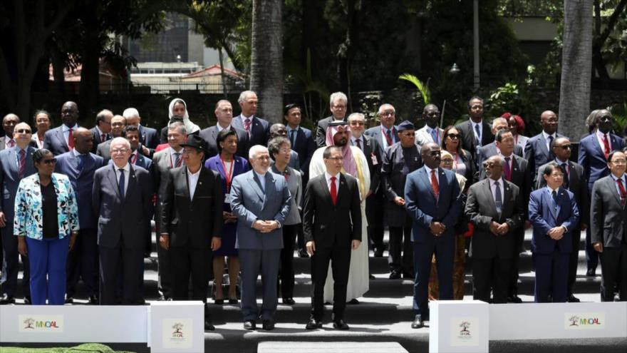 Vídeo: Países No Alineados acuerdan detener agresión imperialista
