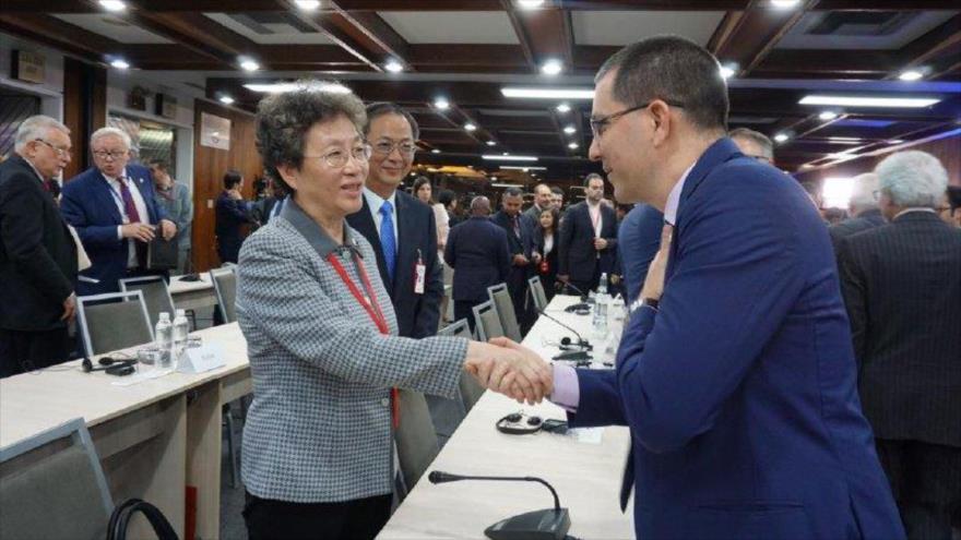 China reafirma apoyo a esfuerzos de Venezuela por su independencia | HISPANTV