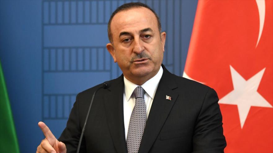 Turquía amenaza con una ofensiva en Siria si no hay pacto con EEUU