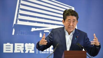 Japón promete esforzarse para reducir tensión entre EEUU e Irán