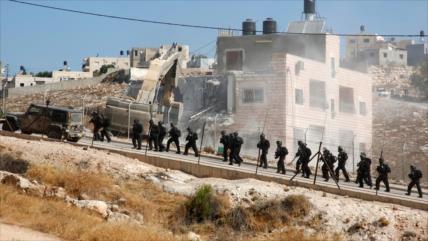 Europa denuncia demolición de las casas palestinas por Israel