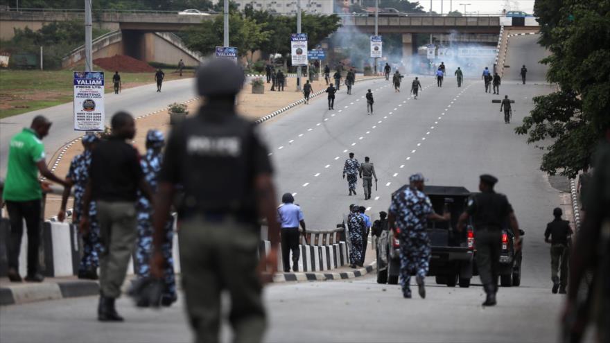 Nueva represión contra manifestantes chiíes en Nigeria | HISPANTV