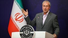 Irán: Captura de petrolero británico fue legal y no recíproca