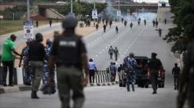 Causa palestina. Represión en Nigeria. Investidura de Sánchez
